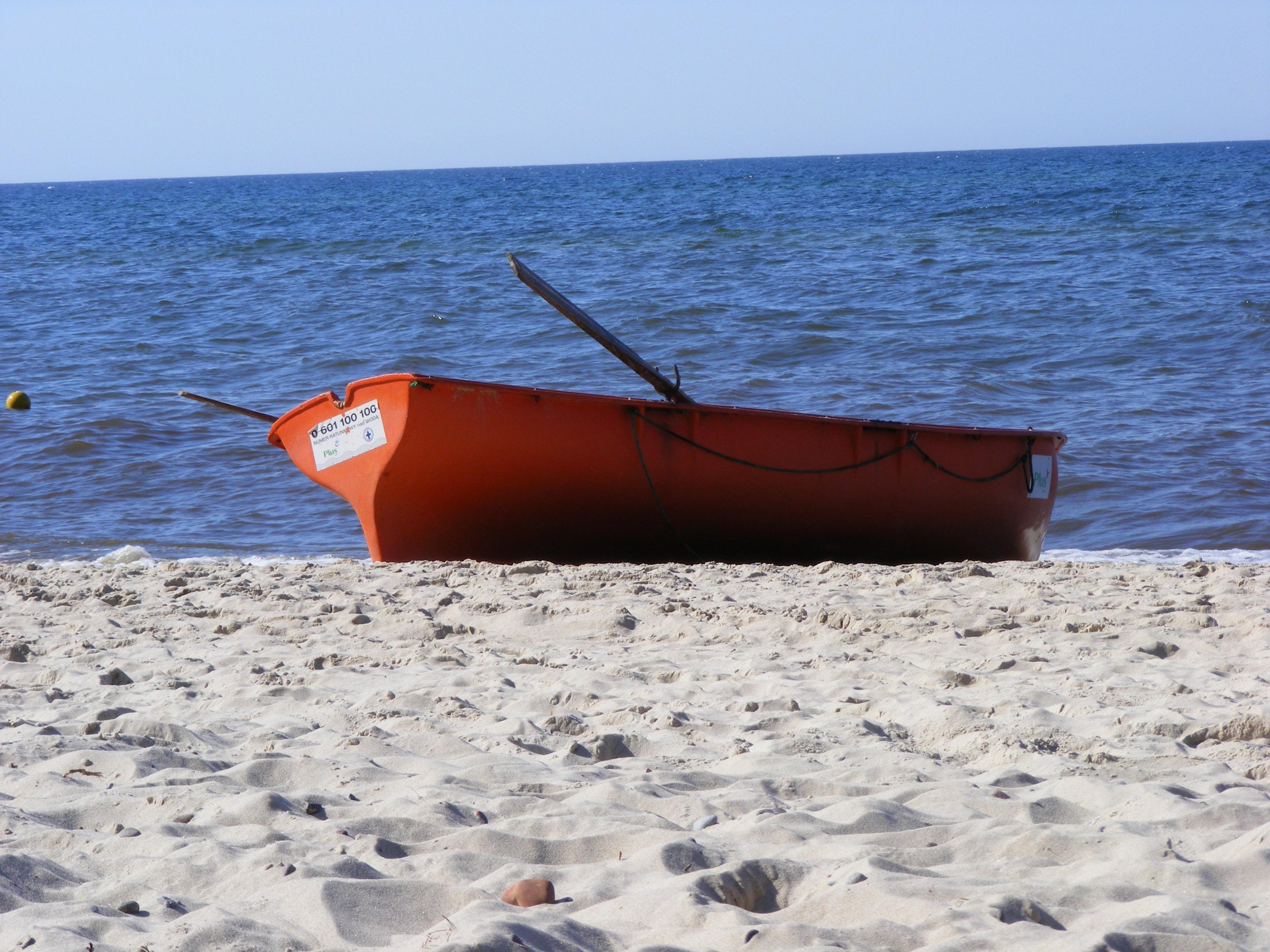 Bademeisterboot